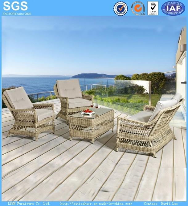 America Hot Sale Modern Outdoor Garden Furniture Patio Furniture Round Rattan Sofa Chair