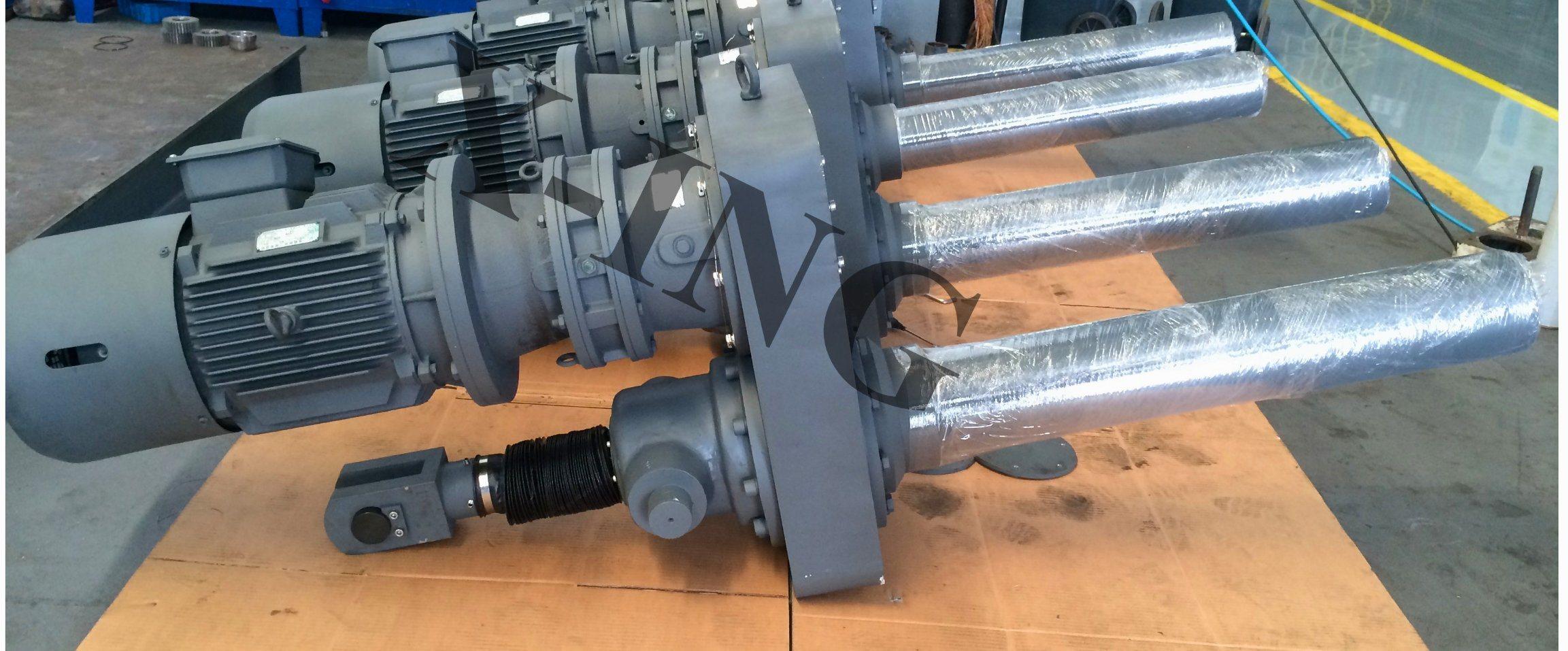 1500kgf Electric Linaactuatorer Motor Linaer