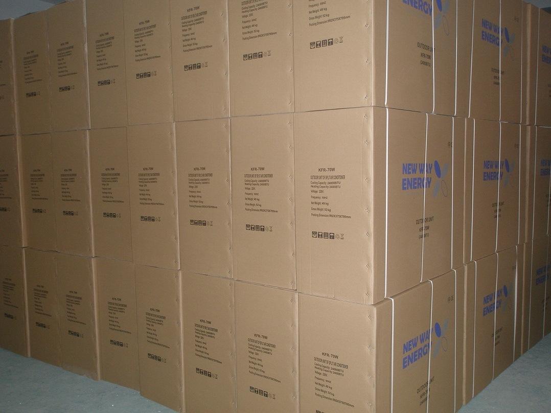 Best Sale Certificated 7000BTU-36000BTU Air Conditioner