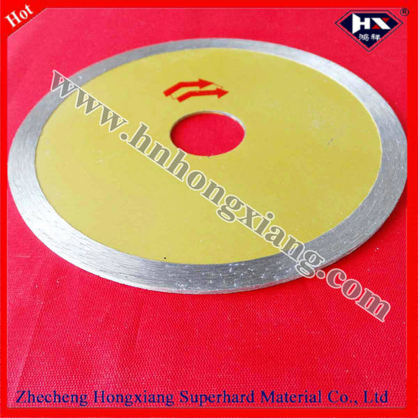 Circular Diamond Cutting Disc for Glass