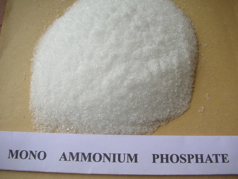 Fertilizer White Crystal 100% Water Soluble Mono Ammonium Phosphate