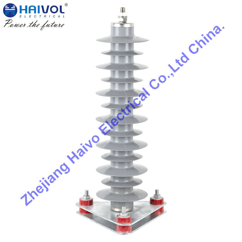Polymeric Housed Metal-Oxide Surge Arrester (YH10W-66)