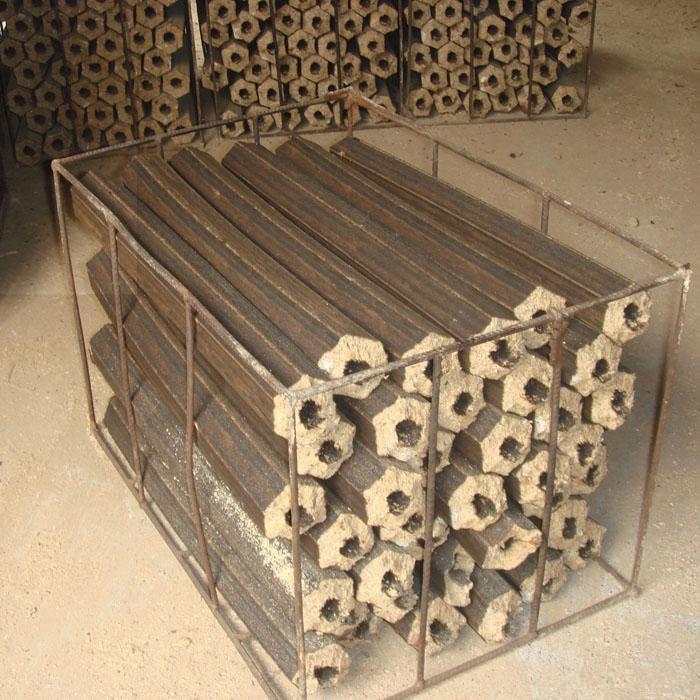 High Output Biomass Briquette Forming Machine