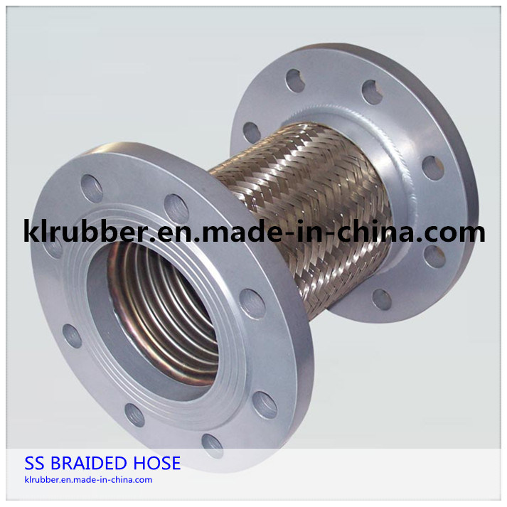 Stainless Steel Flexible Hose Whith Hydraulic Fitting