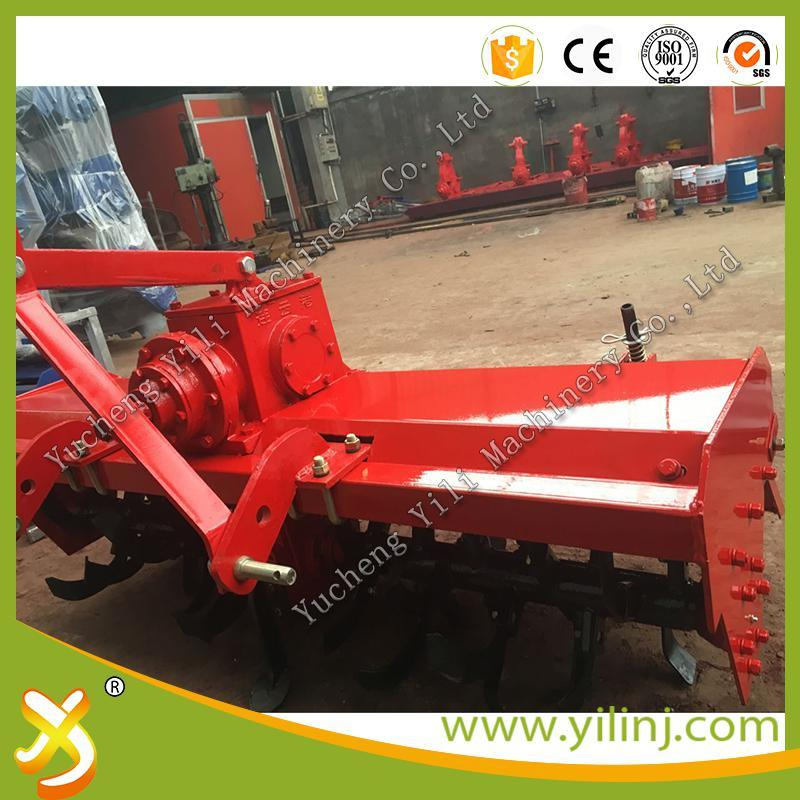 """Hot Sale ISO Approved Chain&Gear Drive """"Rotary Tiller"""""""