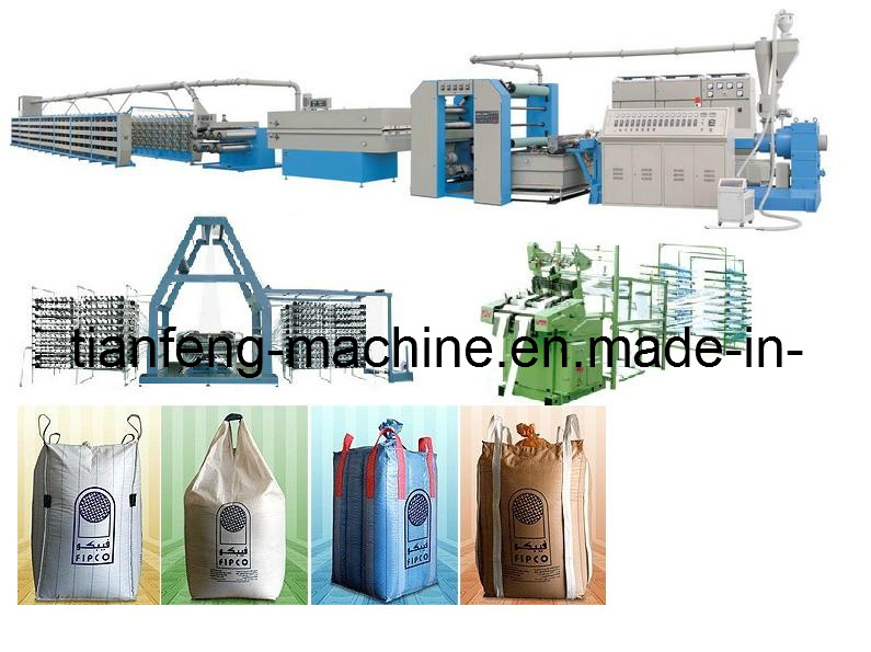 Polypropylene Big Bag Machine