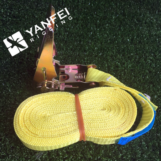 25mm 800kg Endless Ratchet Tie Down Strap