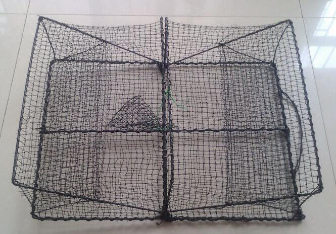 Fishing Net -Crab Basket-Crab Net -Fishing Tackles-Fishing Equipment B020