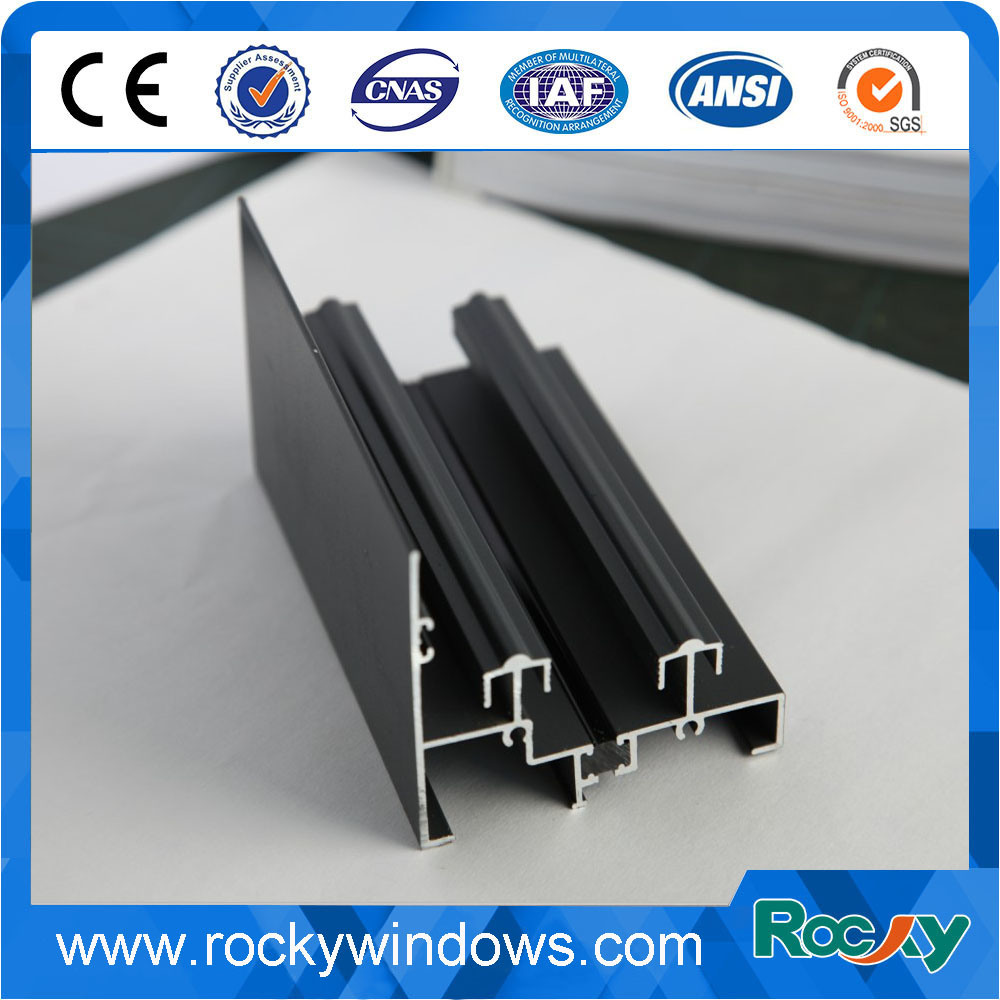 Anodizing and Powder Coating Aluminium Extrusion Profiles