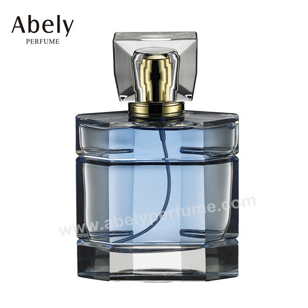 Heavy Glass Polishing Perfume Bottle with Bespoke Perfume Bottle