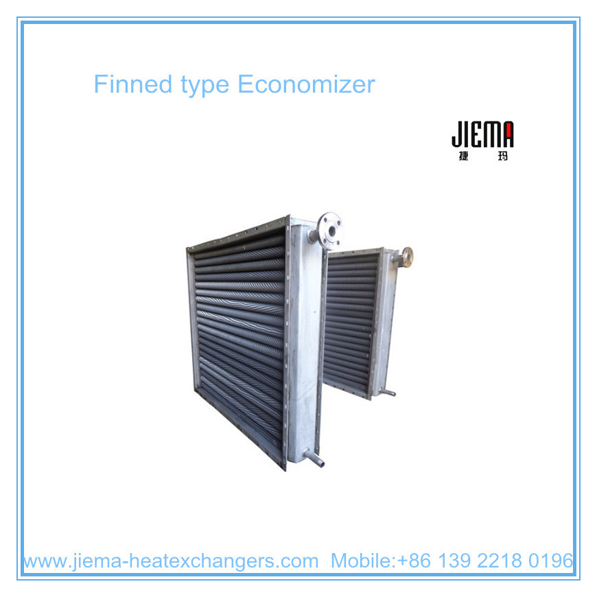 Finned Type Economizer (SRGG-4-20-1500)