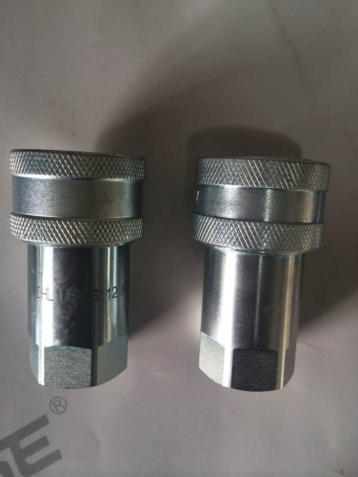 4050, 8010 Ball Type Pioneer Quick Couplers