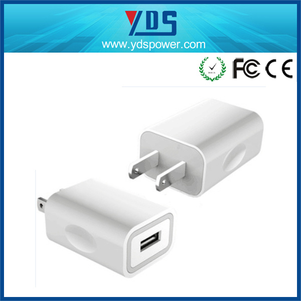 Universal Travel USB Wall Charger for Smartphone