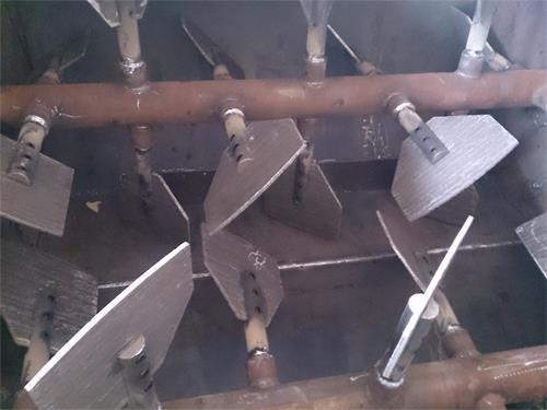 Double Shaft Driven Mixer