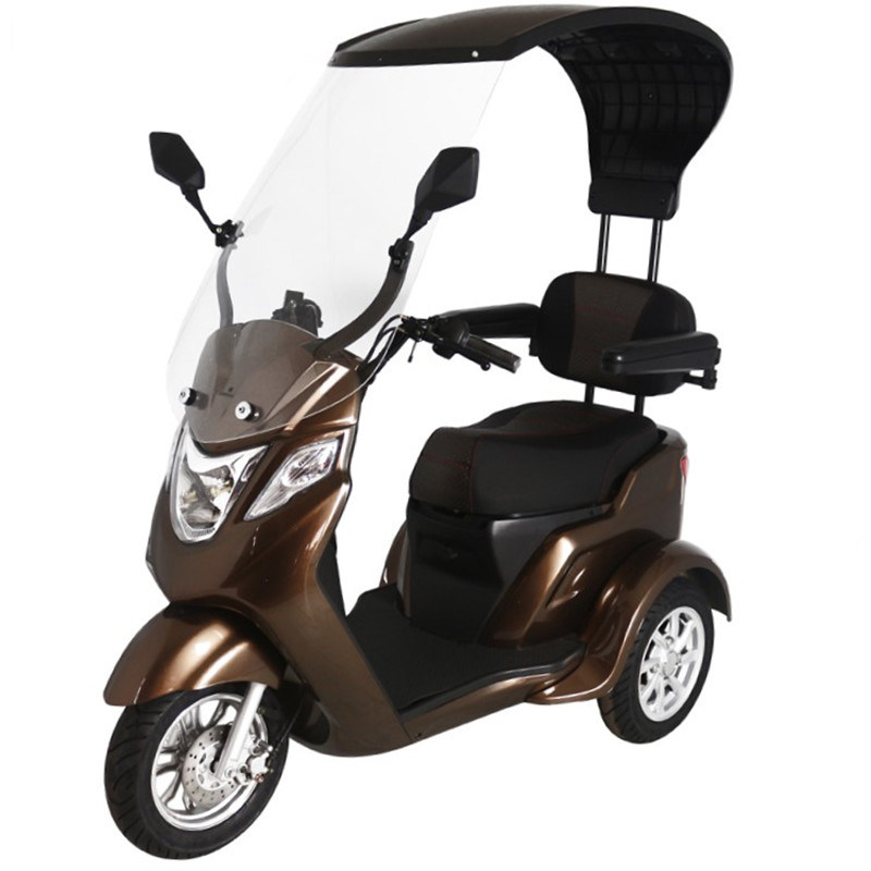 Zvgreen Hot Sale High Quality Three Wheel Electric Scooter
