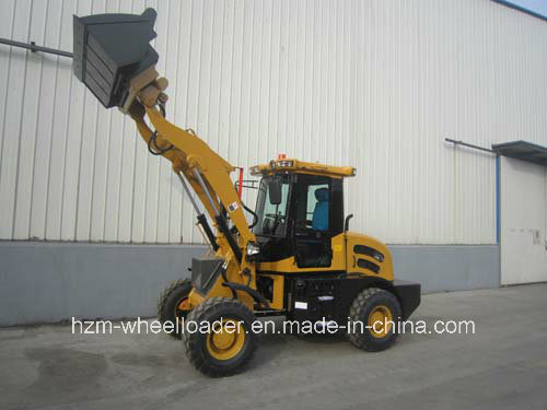 Qingzhou City Factory Hzm Jn 916 Zl16f Small Wheel Loaders with Euro3 Engine
