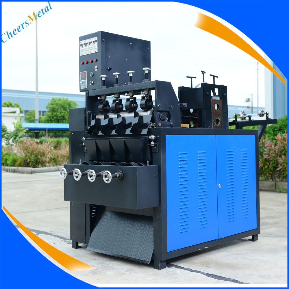 Best Welded Stainless Steel Wire Scourer Making Machine