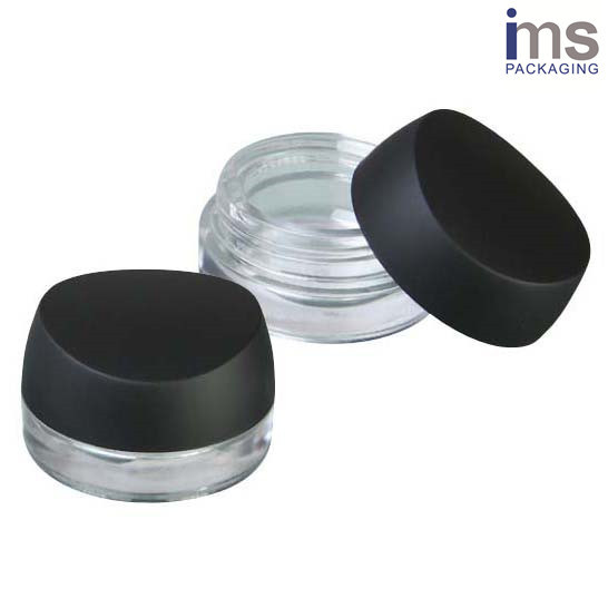 10ml Round Plastic Cosmetic Pot