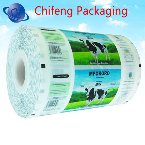 Plastic Film Roll with Gravure Printing in Pet/PE/VMPET/PA/OPP/CPP...