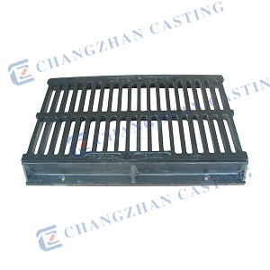 Cast Iron Trench Drain Grate