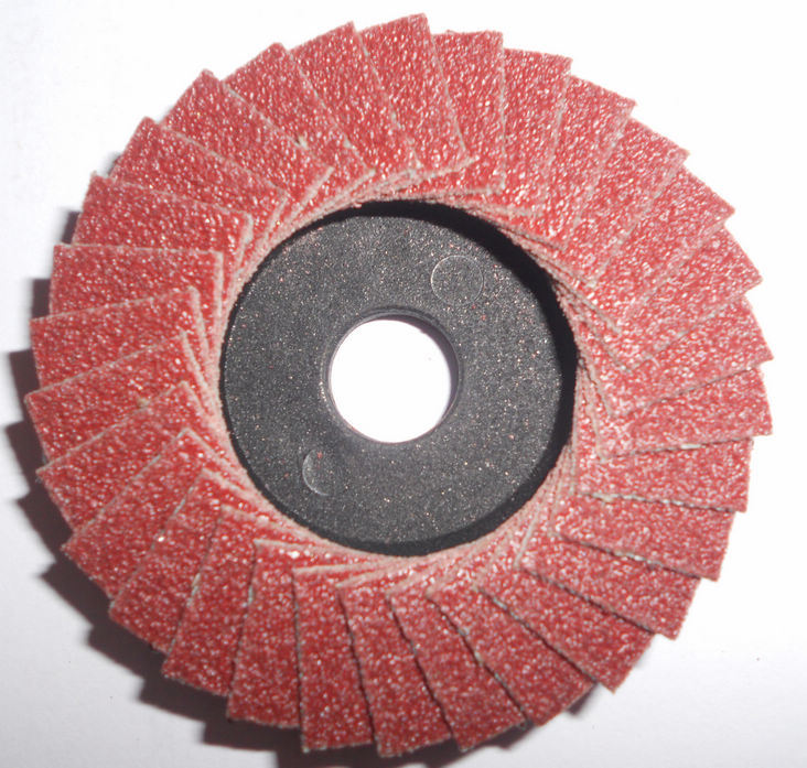 Mini Flap Disc with Zirconia Materials