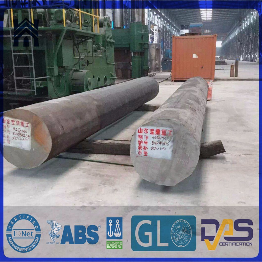 Carbon/Alloy Steel Round Bar for Machine Part