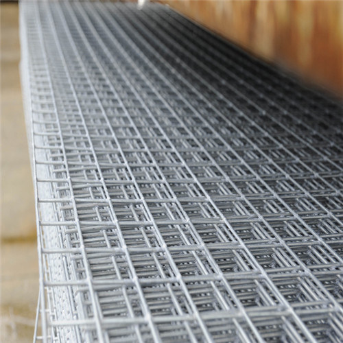 Galvanized Welded Wire Mesh in Panels