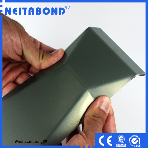 Neitabond PVDF Coated 4mm Aluminum Composite Sheet for Wall Cladding