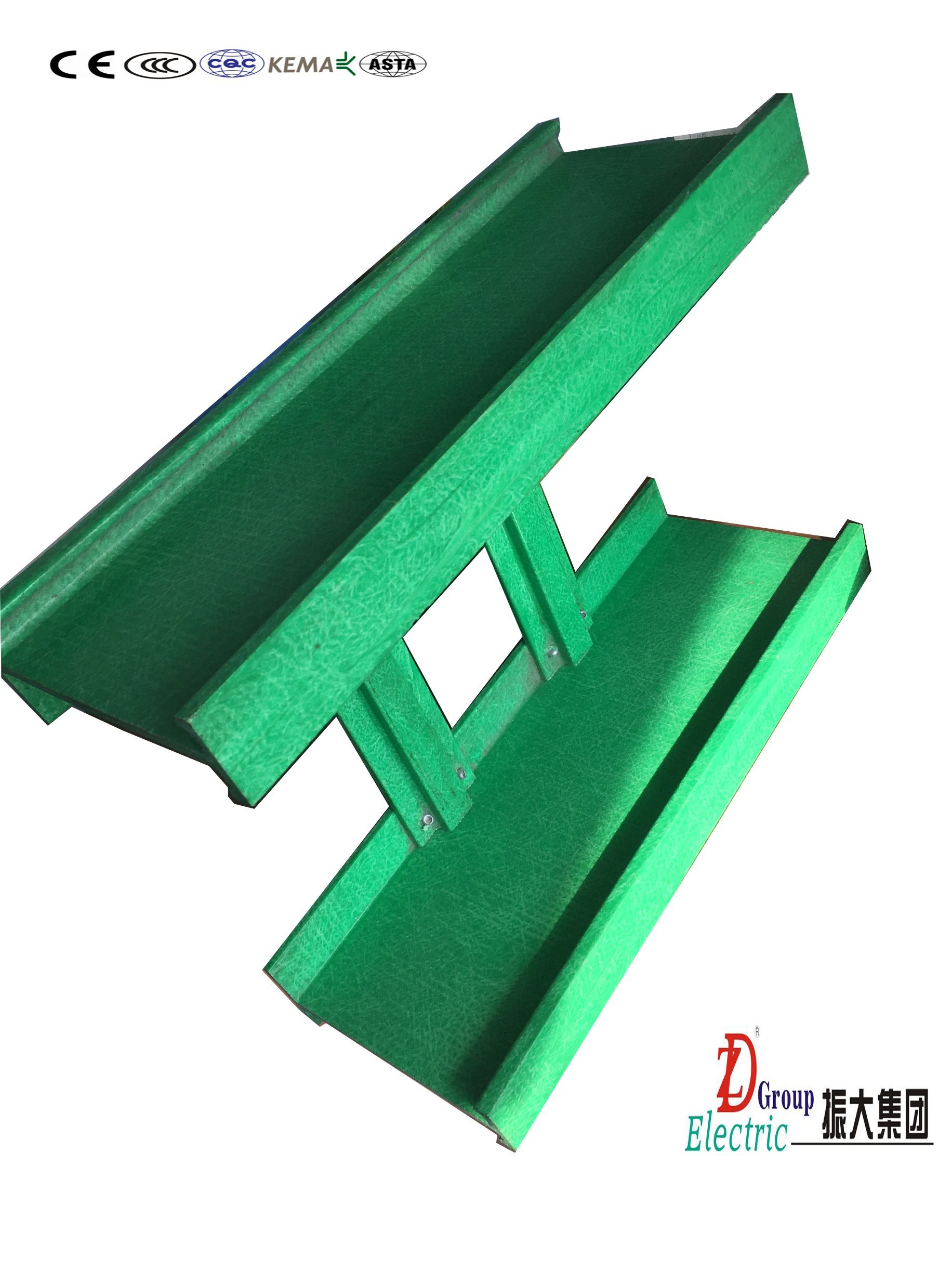 Fiber Optic Glass Cable Tray