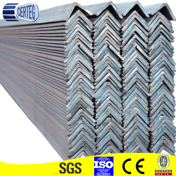 Hot Rolled Mild Steel Q235B Equal Angle (AS011)