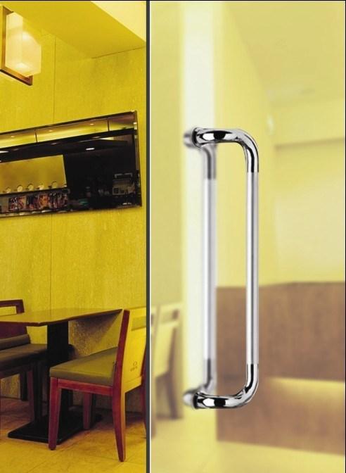 Steel Door / Pull / Glass Door Handle (CO-2002)