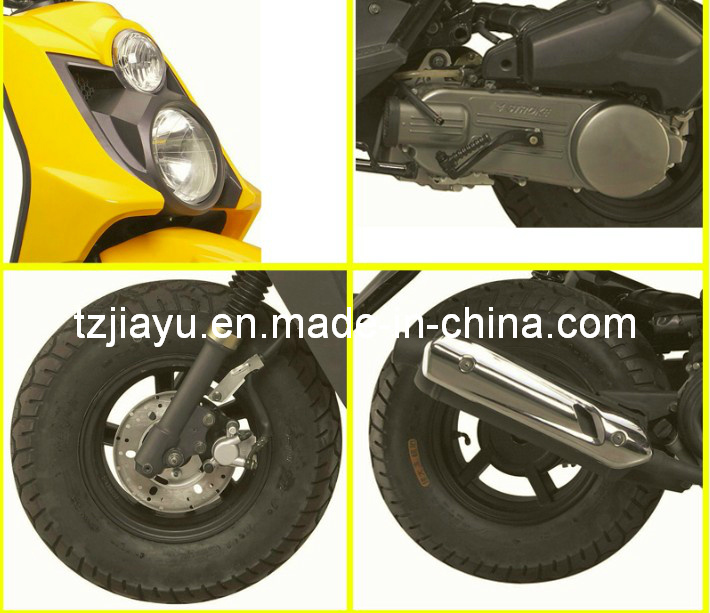 New Fashion Hot Bws Model 50cc Scooter (GUST-50)