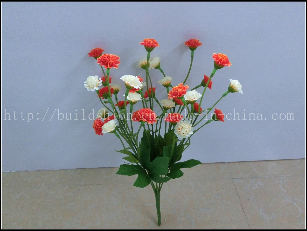 Wholesale Cheap Handmade Artificial Flower Bush (BH71012)