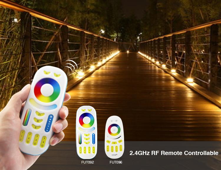 2.4G RF Remote Controlled LED Floodlight 50W
