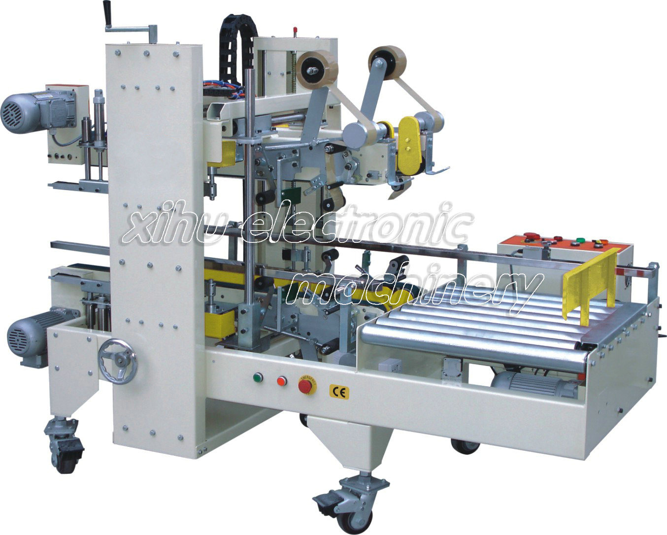 automatic taping machine