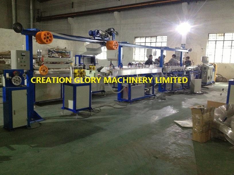 Leading Technology 3D Printer Filament Plastic Extrusion Production Line