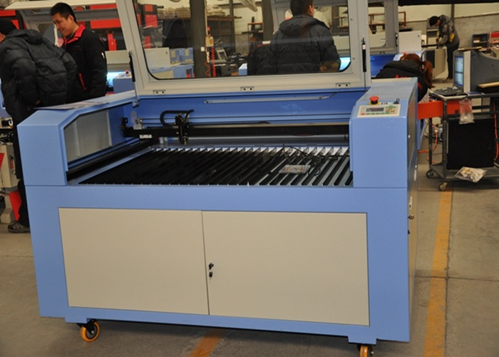 Omni 1390 Laser Engraving Machine for Cutting Leather