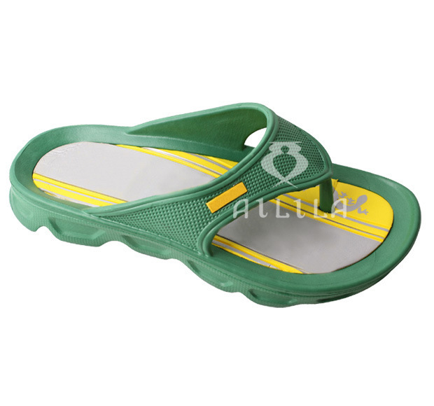 Latest New Style EVA Men Slippers Flip Flops (NH-S5049A)