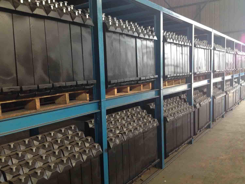 Forklift Spare Part 50*150*1820mm Forklift Fork