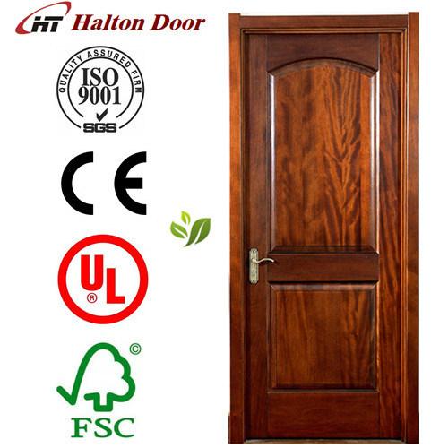 Classic Solid Wood Mahogany Timber Door/Timber Wooden Door/Timber Wood Door