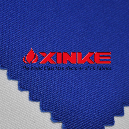 SGS NFPA2112 Inherent Flame Retardant Nomex Fabric