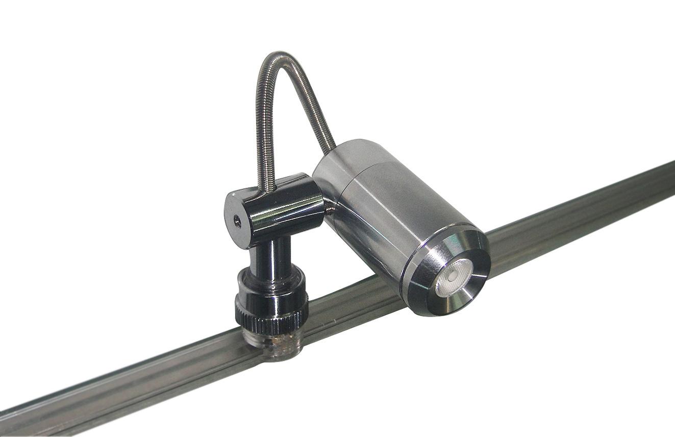 Mini LED Tracking Light Showcase Light (DC12V, 1W)