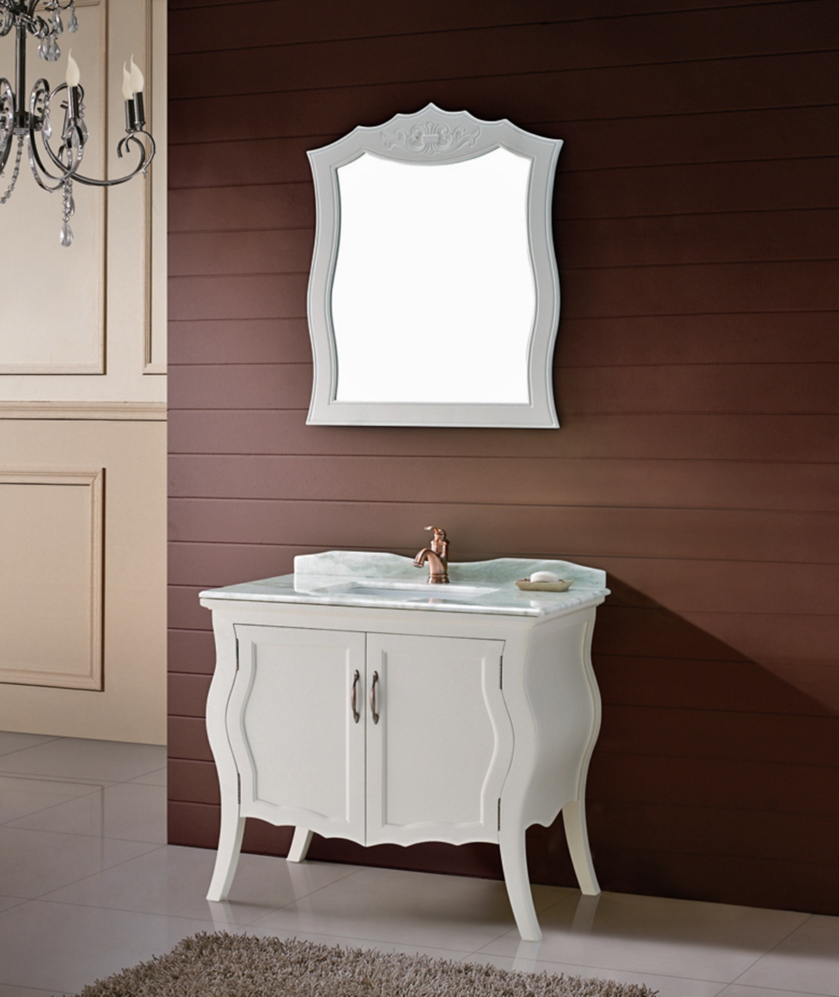 vanity mj 242 china solid wood bathroom cabinet solid wood