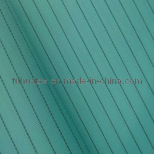 Anti Static Fabric : China anti static conductive fabric polyester