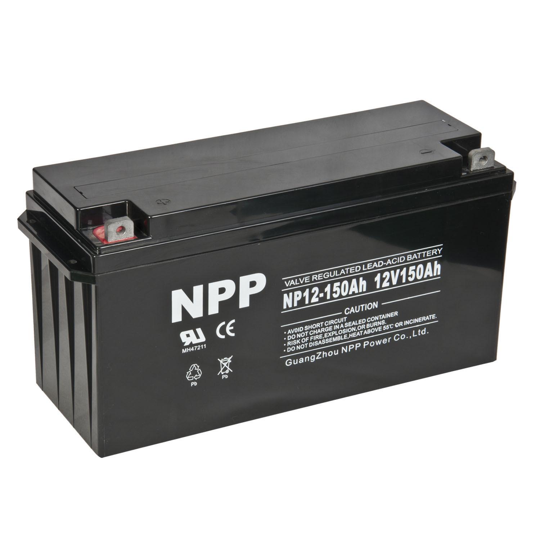 Deep cycle lead acid battery 12v 200ah gel
