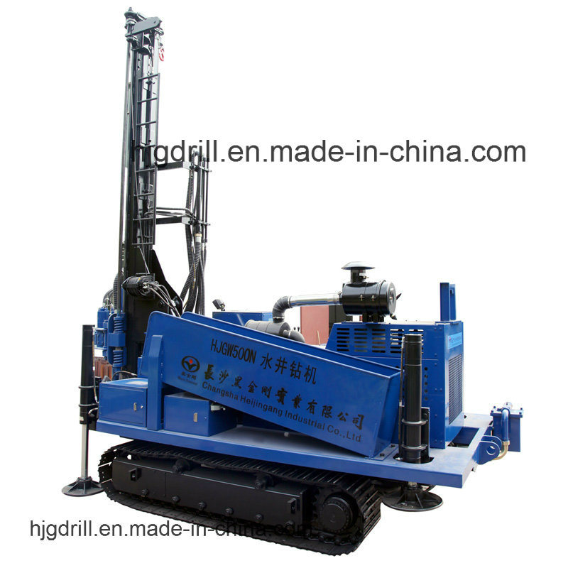 Watering Drill Rig