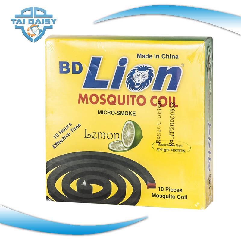 Black Mosquito Coils for Bangladesh