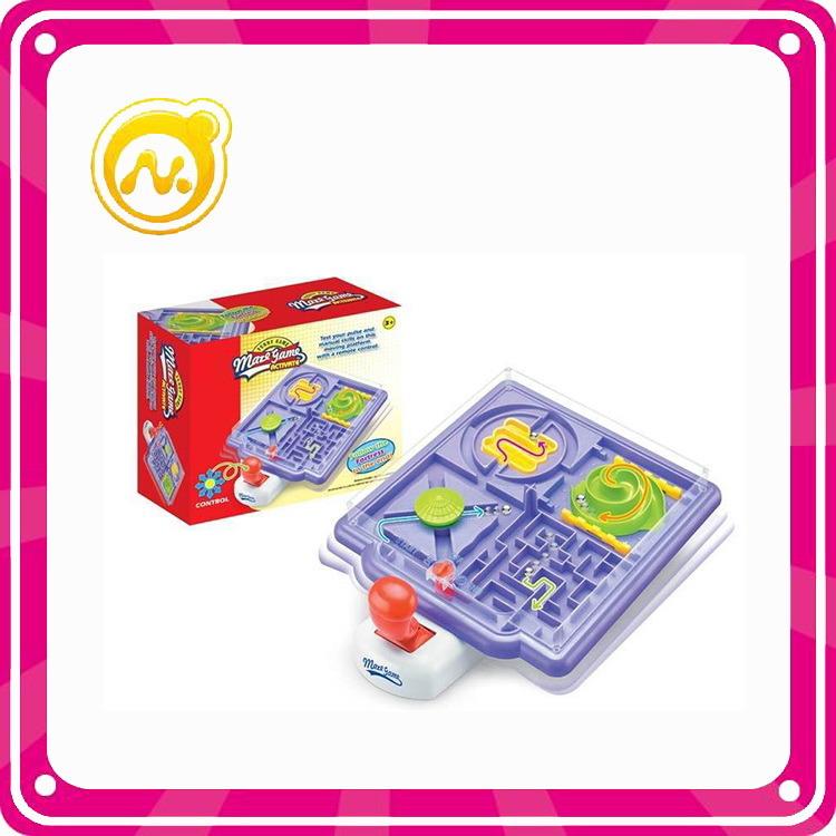 The Newest Intelligence Plastic Mini Maze Game Toy