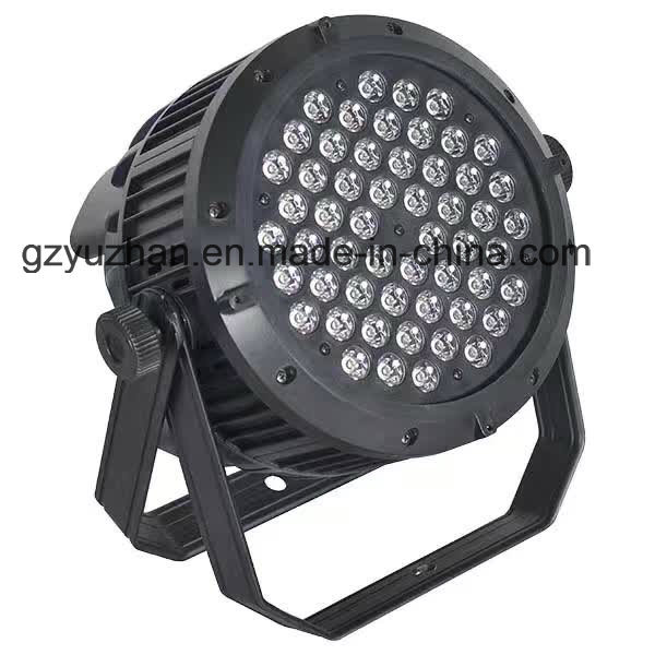 Stage Light IP20 54pcsx3w RGBW Waterproof LED PAR