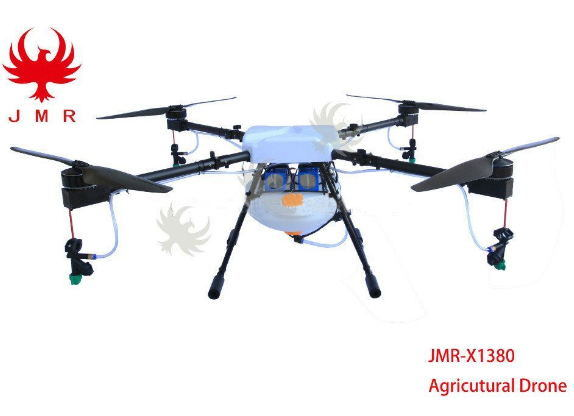 10kg/15kg/20kg Professional Quadcopter Carbon Fiber Agriculture Drone Sprayer Fumigation Spraying Uav Drone Used for Farming Protection